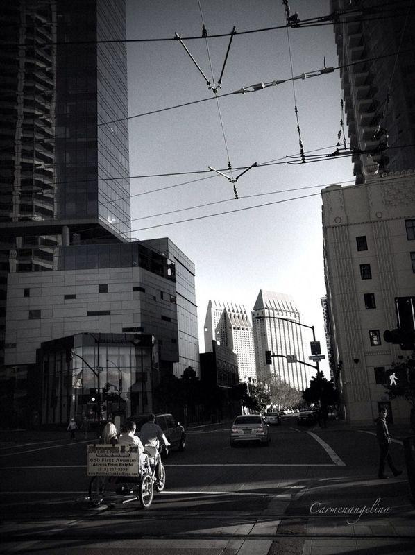 streetphoto_bw by ✨C_Angelina