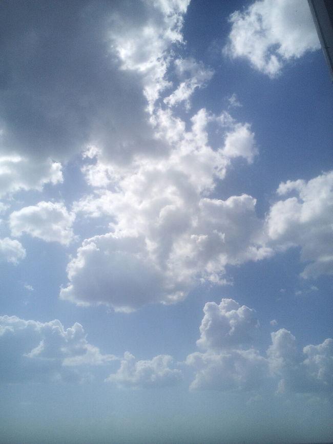 First Eyeem Photo небо облака облака природабелоруси Природа Sunshine Sun Sky And Clouds Nice Day Nature