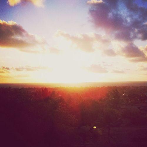 Sunrise ☀️?