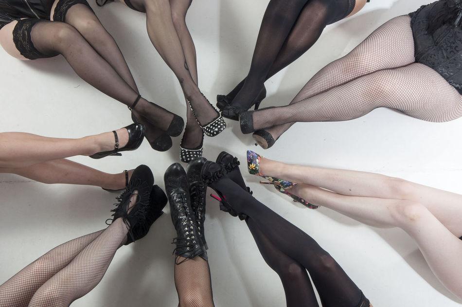 Beautiful stock photos of fashion, Beautiful Woman, Beauty, Black Background, Black Color