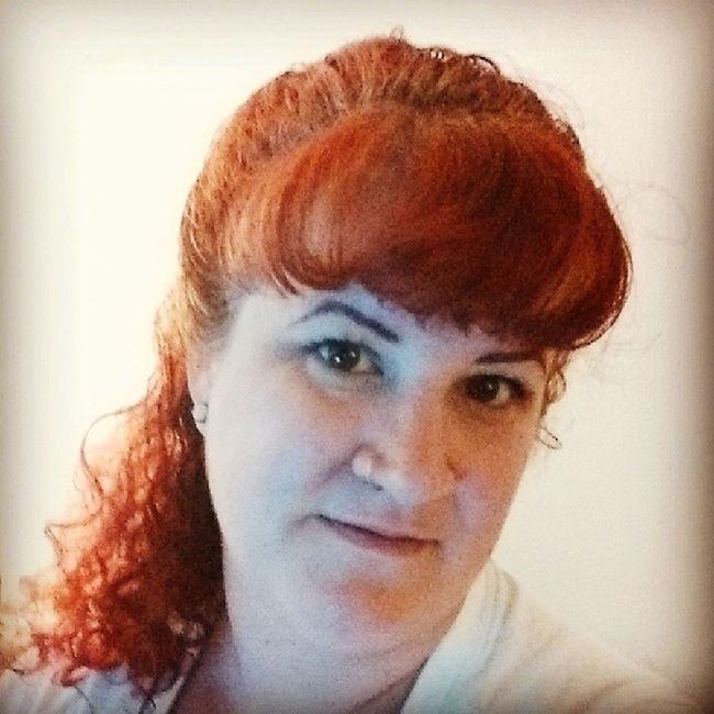 I'm feeling pretty today. Learningtolovemyself Ifeelpretty