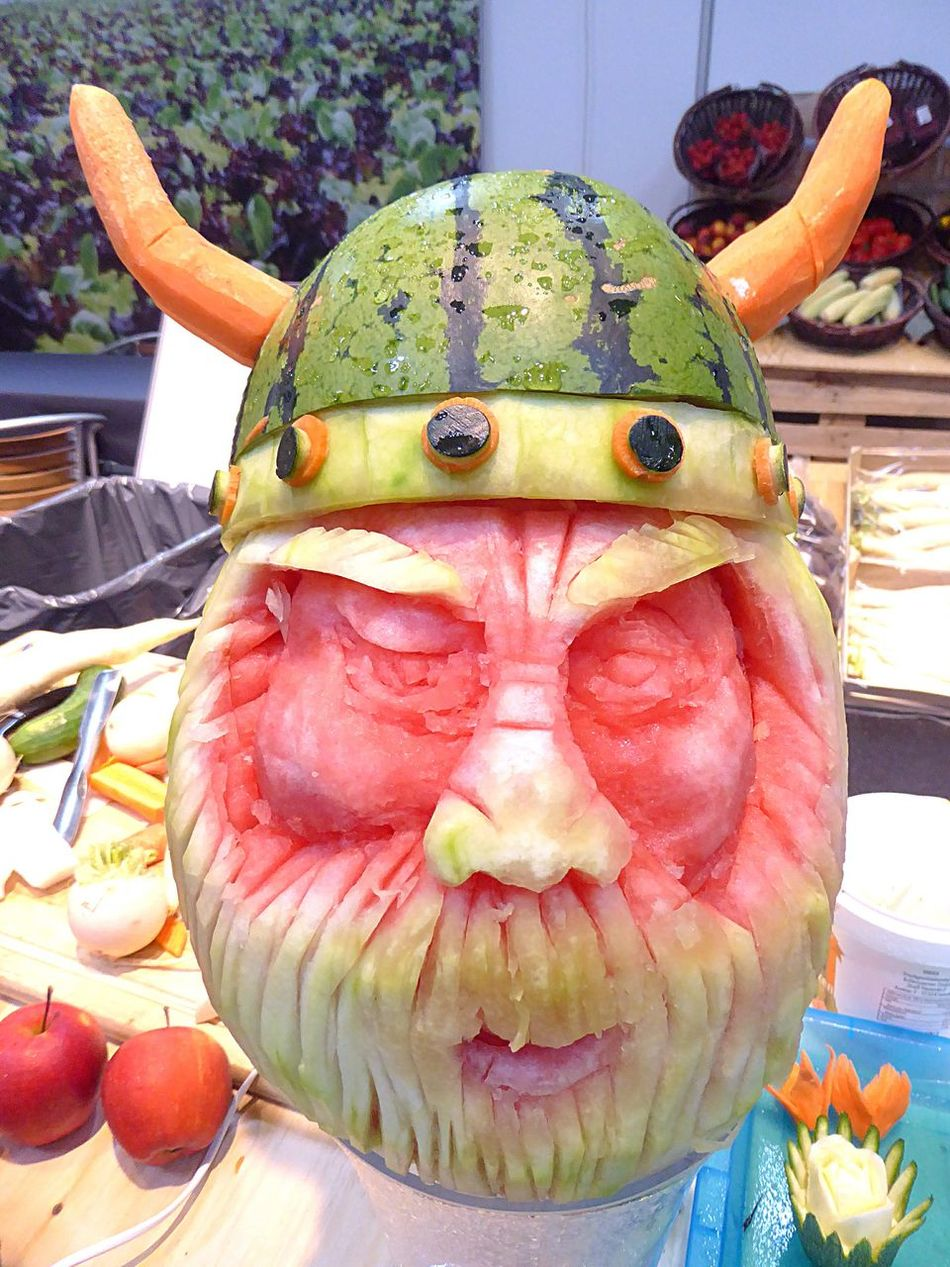 Food Porn Food Foodphotography Food And Drink Food Photography Melonman Viking Copenhagen, Denmark Melon Artform Art And Craft Cutting Cutting Food Artphotography EyeEm Gallery