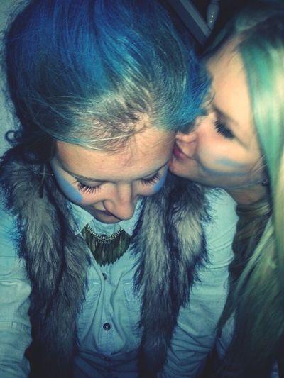 We love blue hairs