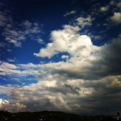 Torino Sky Clouds