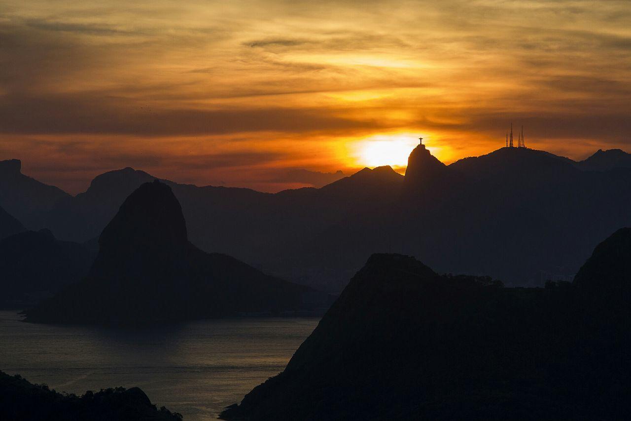 Sunset Parque Da Cidade Niterói Landscape Rio De Janeiro Por Do Sol Sunset Brazil The Traveler - 2015 EyeEm Awards The Landscapist - 2015 EyeEm Awards