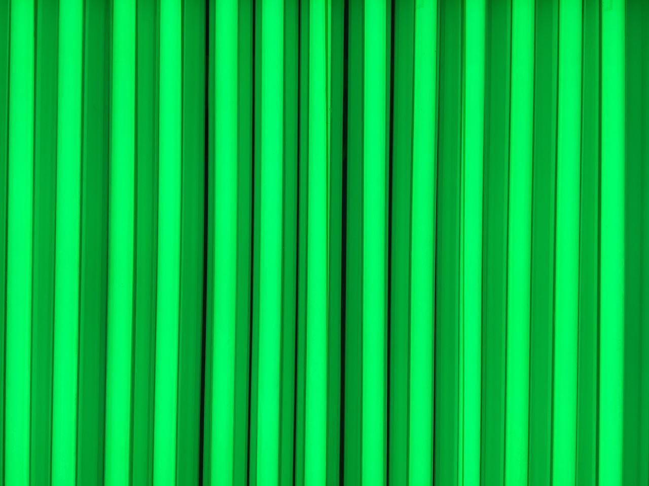 Green Color Green Light Lightbulb Lamp Colors Wallpaper Pattern Vibrant Color Abstract