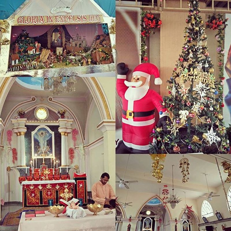 May your heart be filled with the joy of giving, as it is the expression of the love in your heart and the kindness in your soul. @ St. Mary's Church Warje Feelingblessed MerryChristmas Peace n Love GodblessUs Catholicchurch Secularism WeAreOne Oneplusindia Onepluslife Maharashtra_ig Christmasdecorations Oneplustech