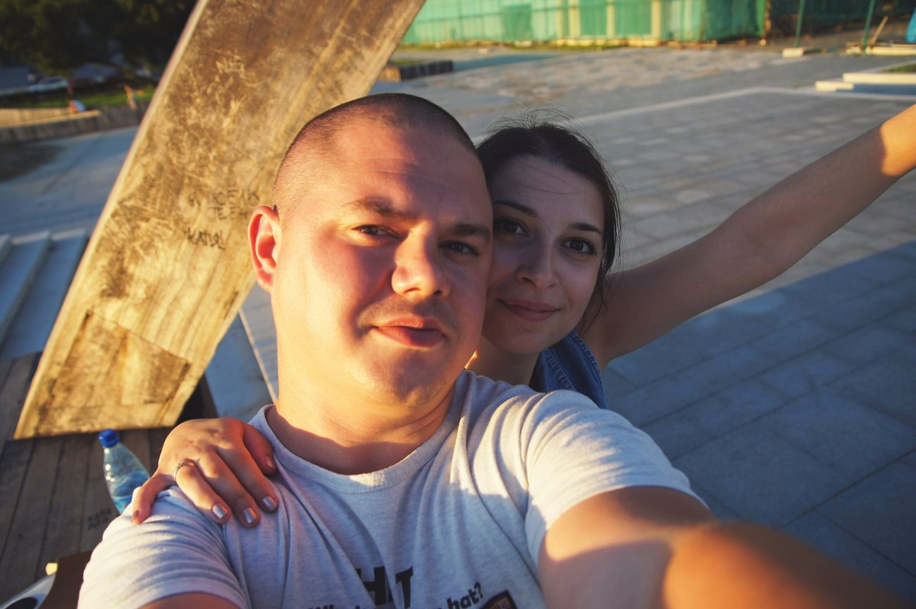 With My Husband💓 Husband Mylove 4 Years Together Russia Family❤