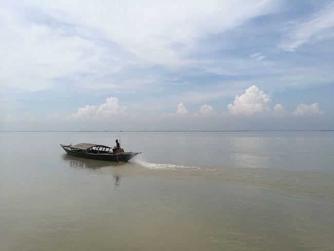 Jamuna River BeautifulBANGLADESH First Eyeem Photo