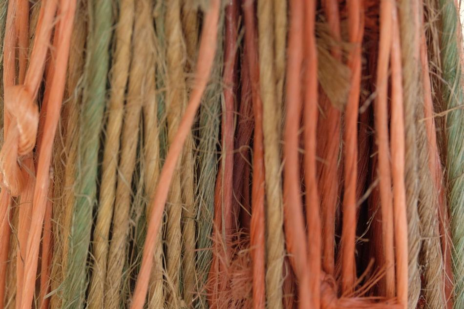 Twine Close-up No People Twine Twine, Cord, Yarn, Thread, Strand, String