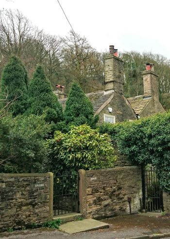 Village Life Green Country Old Buildings Historical Building Nature On Your Doorstep Trees Stone Cottage Check This Out Taking Photos Hello World