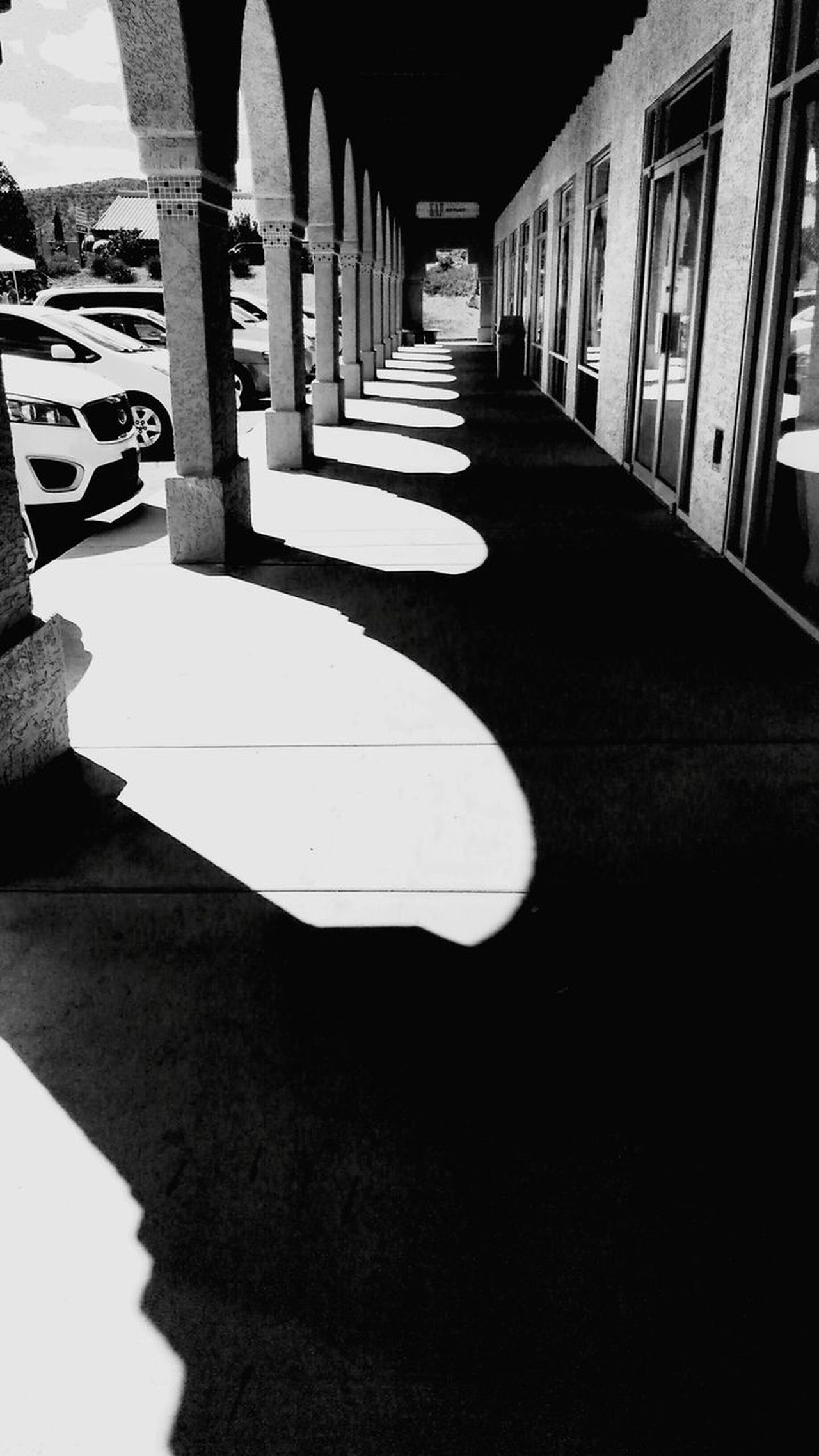 Shadow No People The Way Forward Outdoors Day Blackandwhite Welcome To Black The Architect - 2017 EyeEm Awards