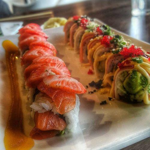 SushiRock Lovesushi  Yummy Foodporn Sushi Japanessefood