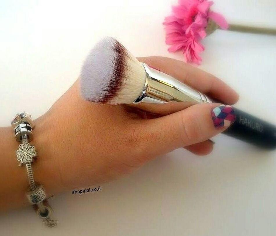 my new Hakuro Makeup Brush Makeup Blogger Blogpost @shopipal_co_il