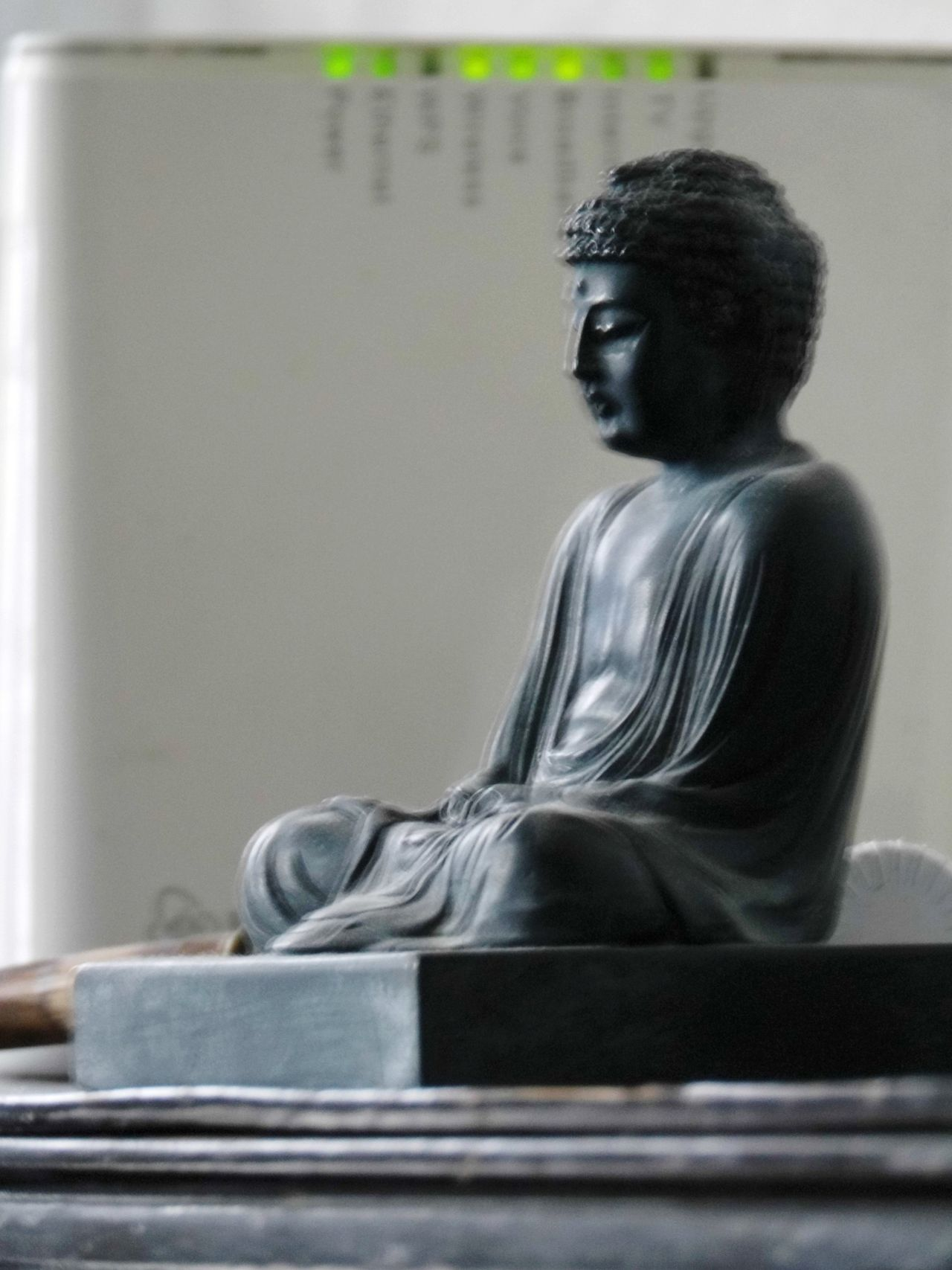 Buddha Shaping The Future. Together. Taking Photos Getting Inspired Meditation Modem