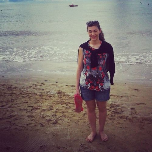 Sembran passati mesi. Holiday Bibione Sea Firstday summer tbt