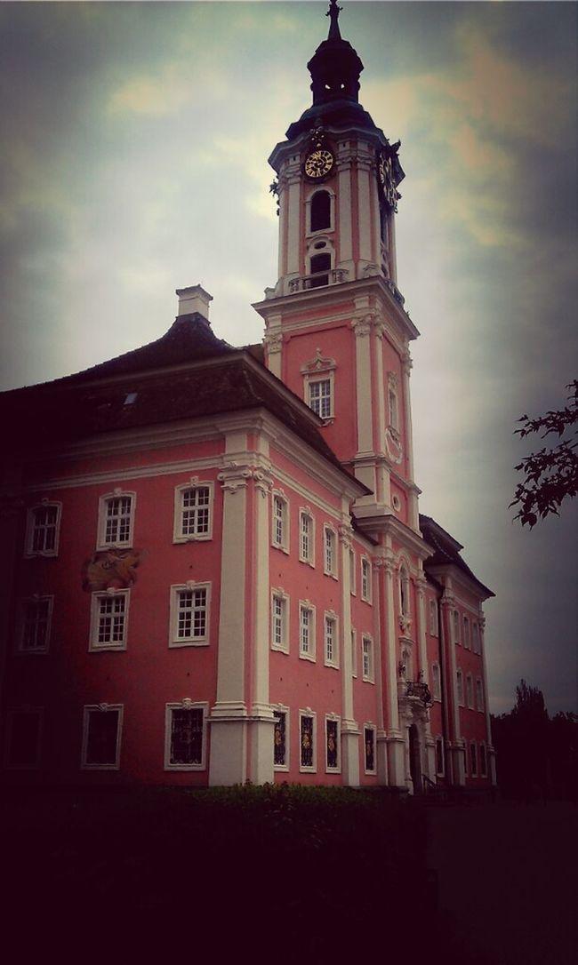 Bodensee Glaube Und Religion Kloster Birnau Kloster Kirche