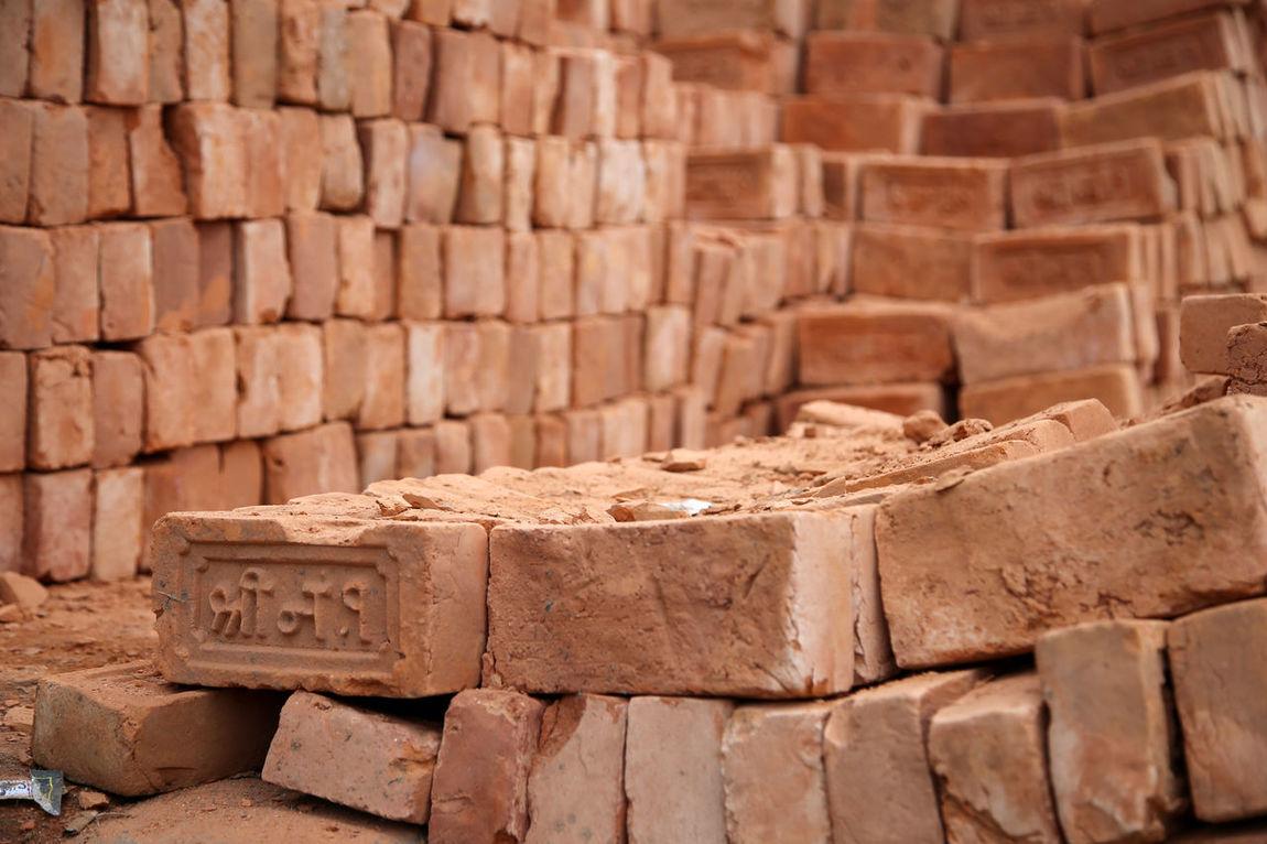 nepalese red bricks Nepal Nepal Travel Nepal TravelRed Brick Temple - Building Red Bricks Red Red Brick Structure Clay Work BricksRed Clay Colour Of Life Building Community Haufen Steine Building Industry Unorganized Unordnung Vorbereitung Bauen Buildings Haufen Chaotic Brick Nepal #travel
