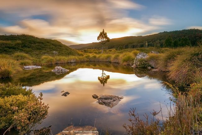 A wonderful sunset in tasmania cradle mountain such a wonderful place EyeEm Best Edits HDR Collection Streamzoo Family
