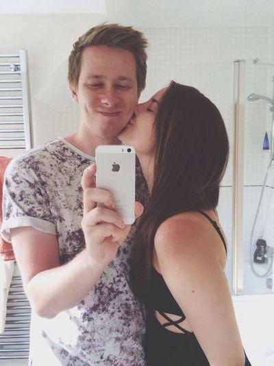 My Boy ❤ Kiss Küssen Mitliebe