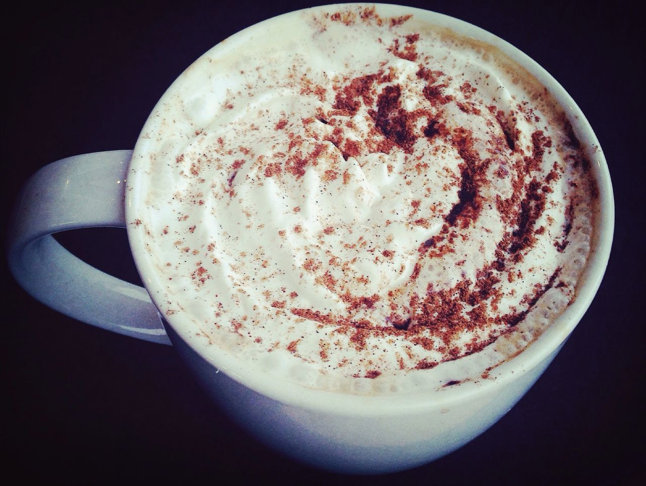 Nothing can be better than this when it's so cold outside <3 Coffee Starbucks Enjoying Life
