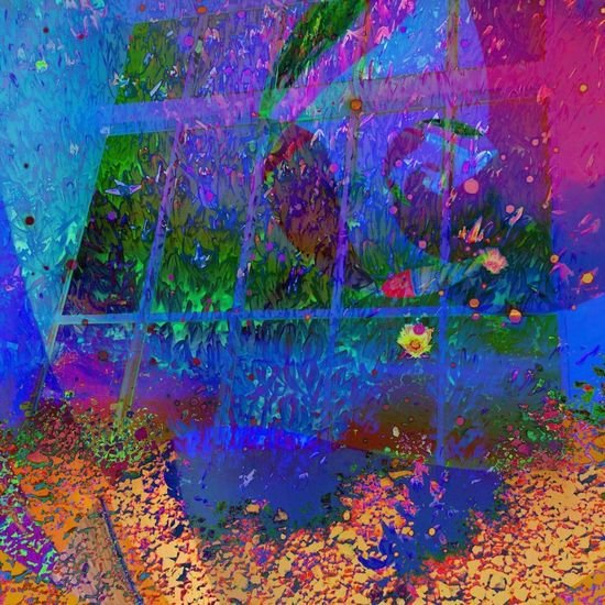 Alternate Windows (3 of 3) Abstractions In Colors Digitalart  Icolorama Artists_community