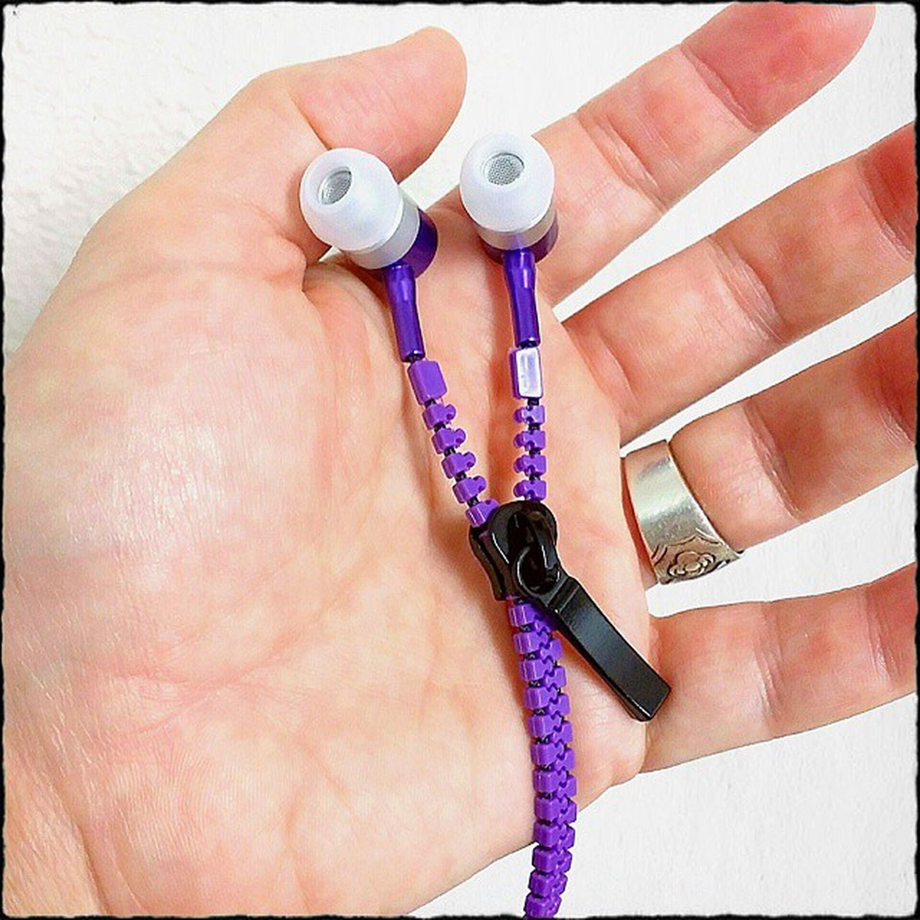 My awesome sister @erinjamison sent me an early birthday present in the mail & I got it today. You can't go wrong with purple zipper headphones! Now I can give @dlzrd's headphones back to him. Music, here I come!! 🎶🎧🎶 Birthdaypresent Purplezipperheadphones Ilovepurple Zipperheadphones Zipper Ilovemusic Rockingout Hapiness Cellphonephotography Pixlromatic Portorchardwashington Samsunggalaxynote3