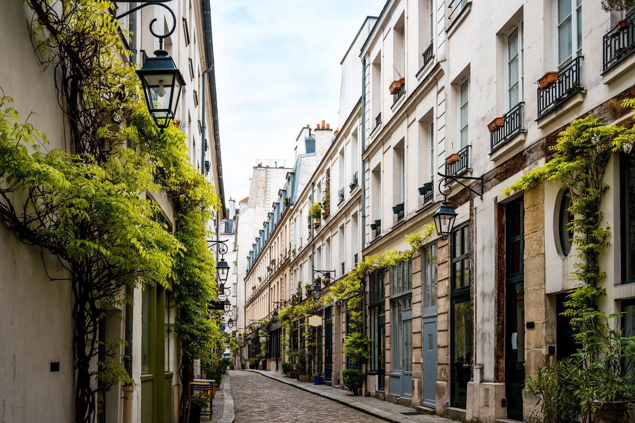 Beautiful stock photos of paris, Architecture, Building Exterior, Built Structure, City