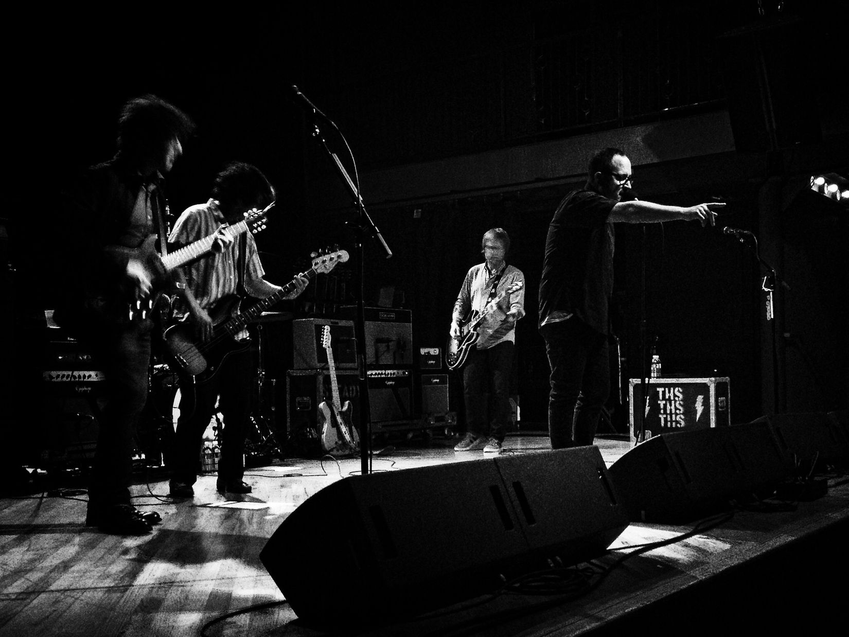 Rock and roll with The Hold Steady! Concert