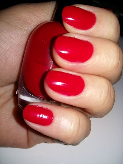 Nails Red Nails ❤ Beauty Human Finger Human Hand Manicure Nail Art Nail Polish People Real People Red Red Nails Women Women Finger