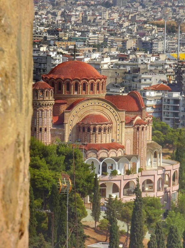 Agios Pavlos Agios Pavlos Thessaloniki Greece Eglise Church Grece Thessalonique