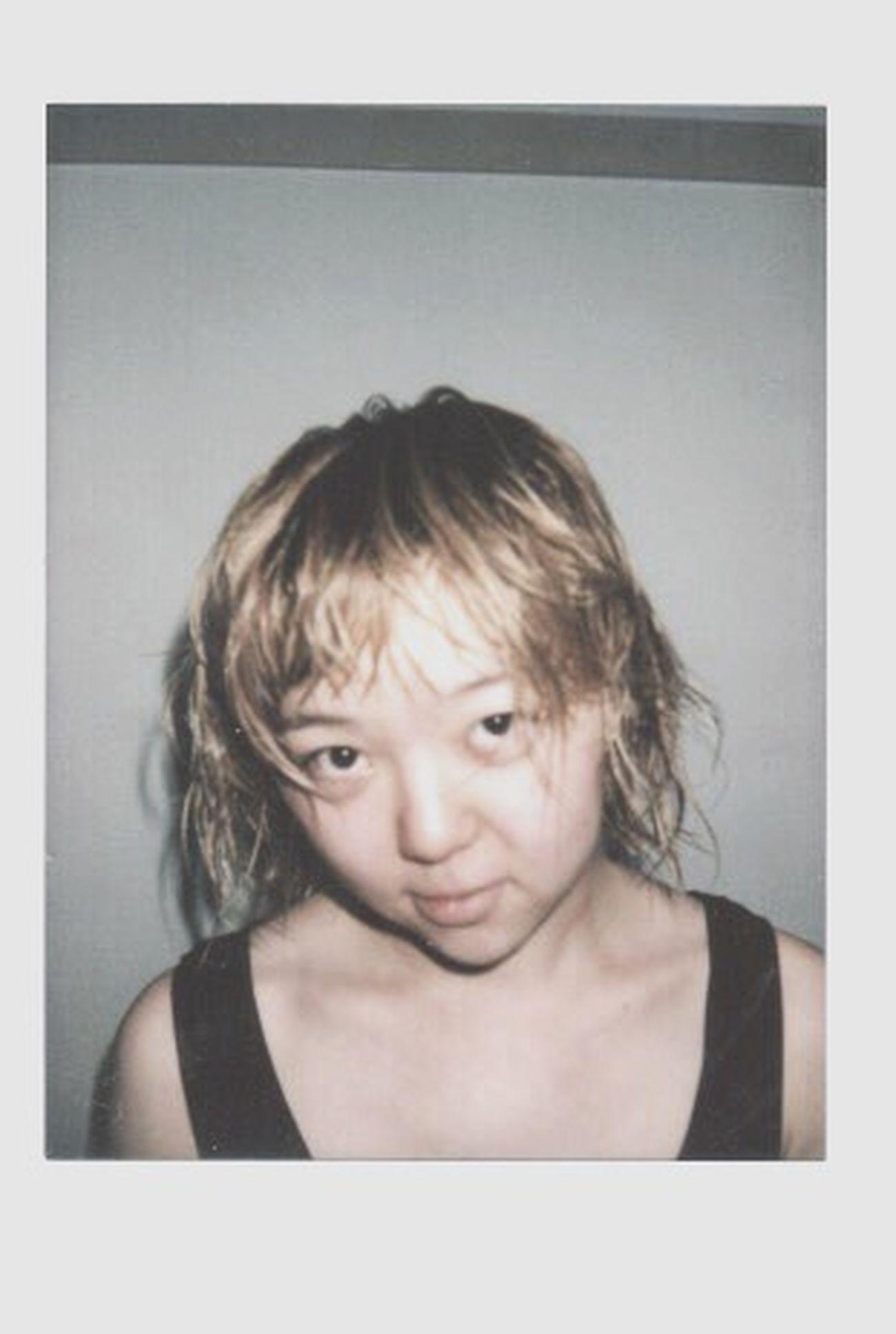 Shooting Hair Portrait Wet Kotar