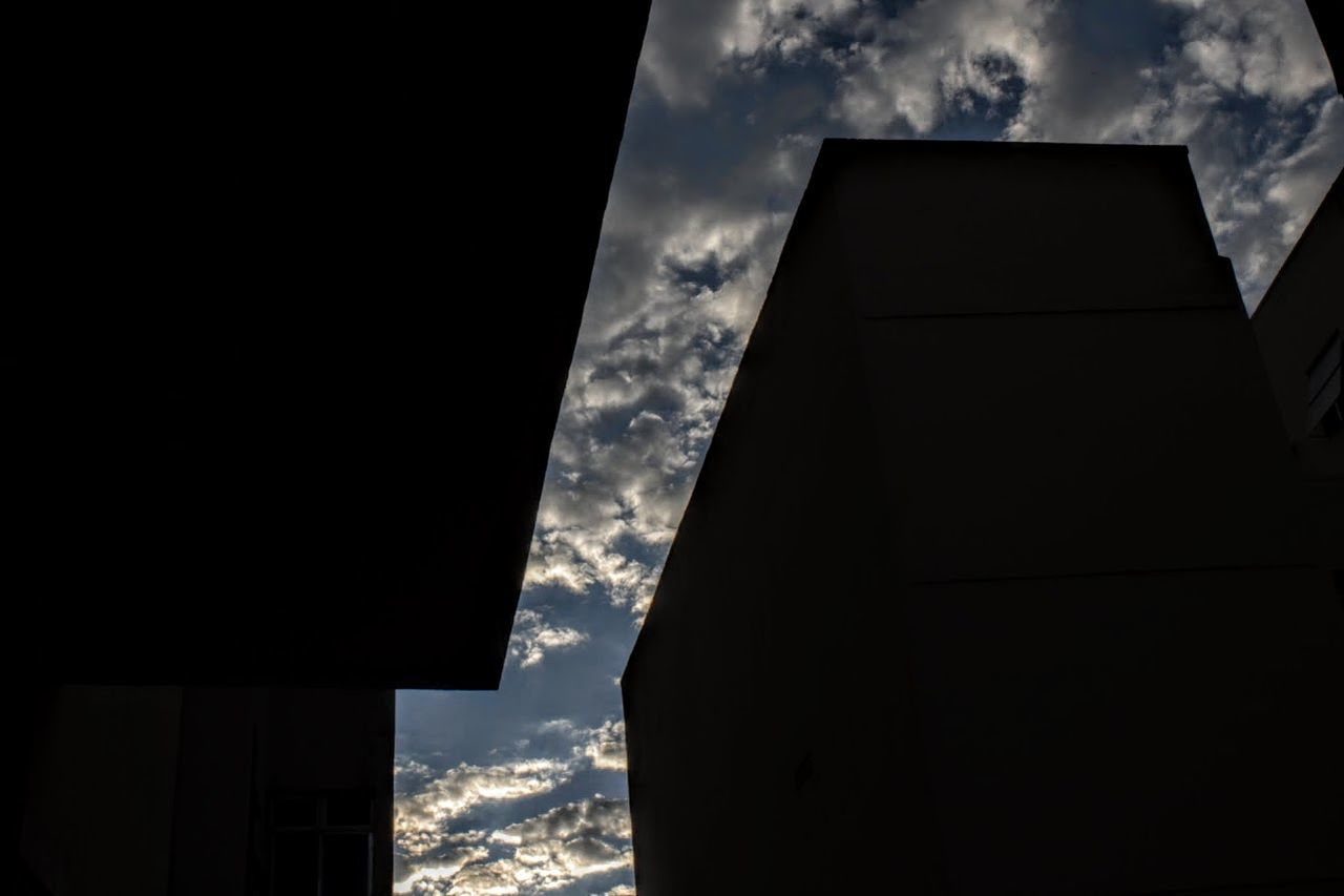 cloud - sky, sky, architecture, low angle view, built structure, no people, building exterior, day, outdoors, nature