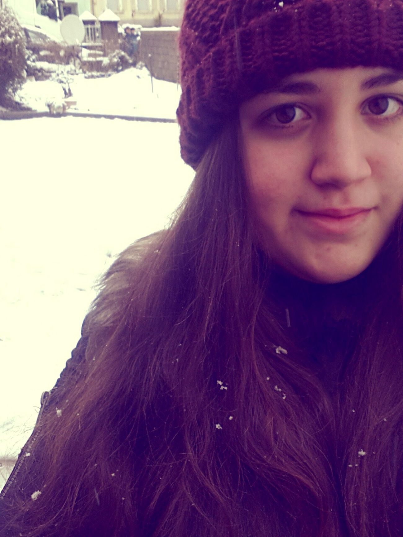 Snow ❄ Snowing Snow Day yeaaah let it snooow ♥♥ Letitsnowletitsnowletitsnow Hi Me ♡♡