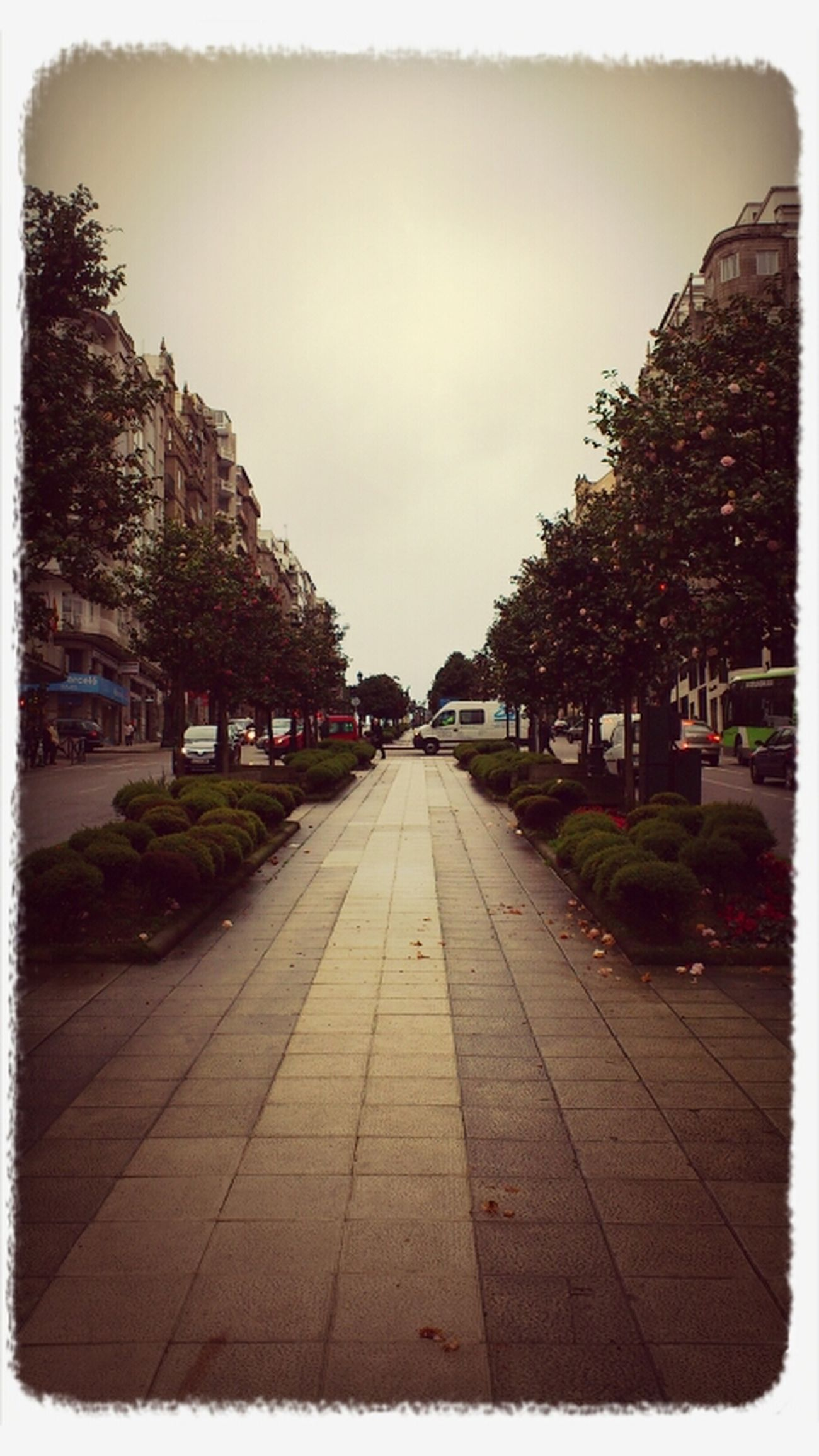 por el Boulevard de los sueños rotos 1