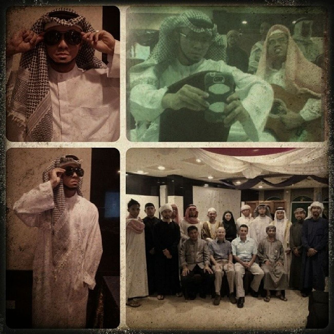 Farewell party (Arabic theme) . A night to remember , won 1st place for best performance . ?❶????? Arabiannight Arabic 65sqn Diplomaaircraftengineering farewellparty party