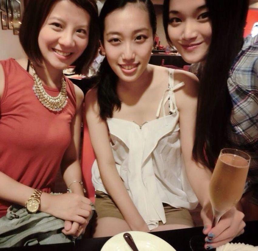 從小的女友都不在台灣、、還是一樣男孩一樣真! Real Girls Hyper