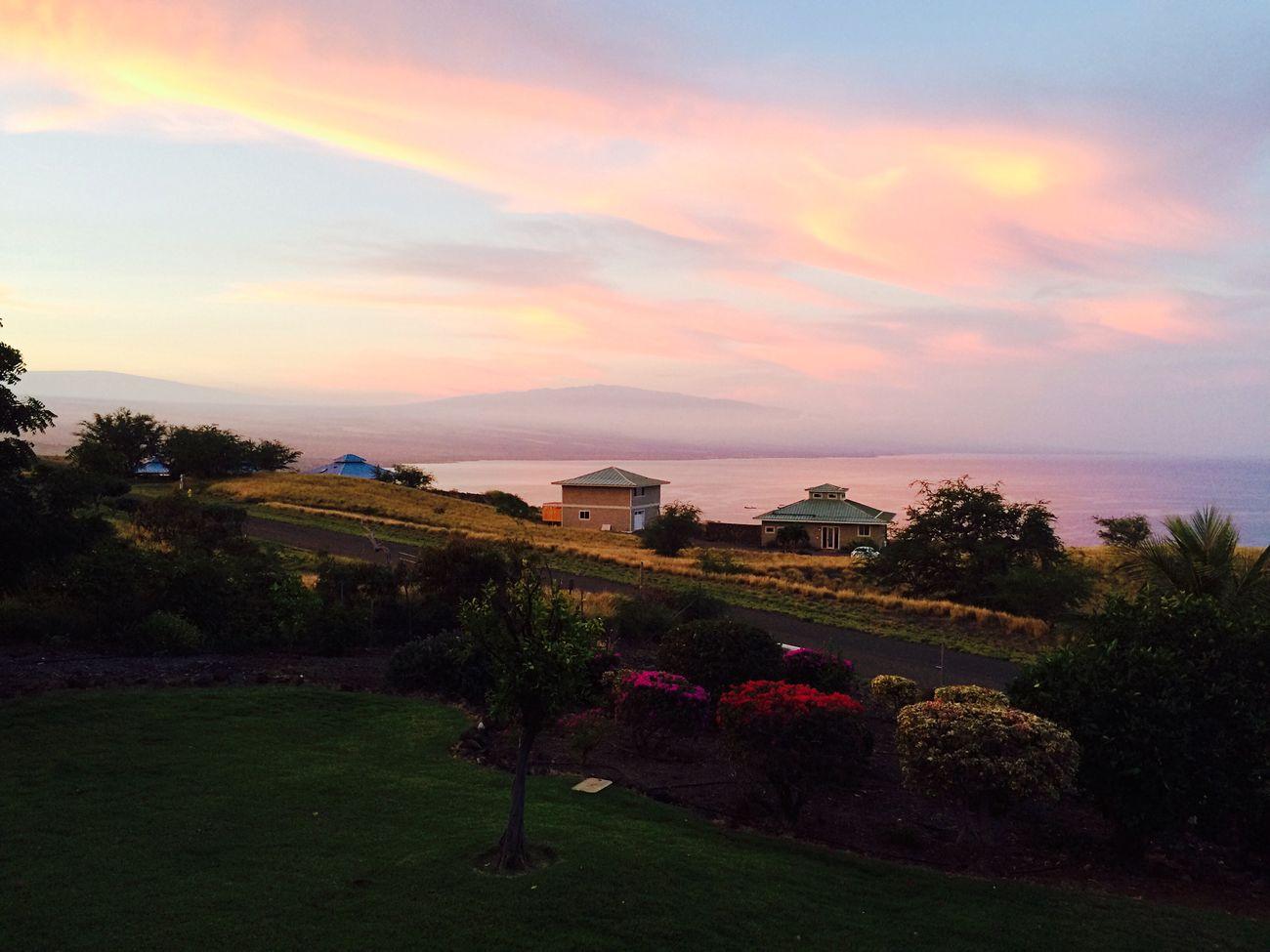 Lokelani Big Island Early Morning Kawaihae