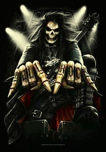 Rock Tattoo