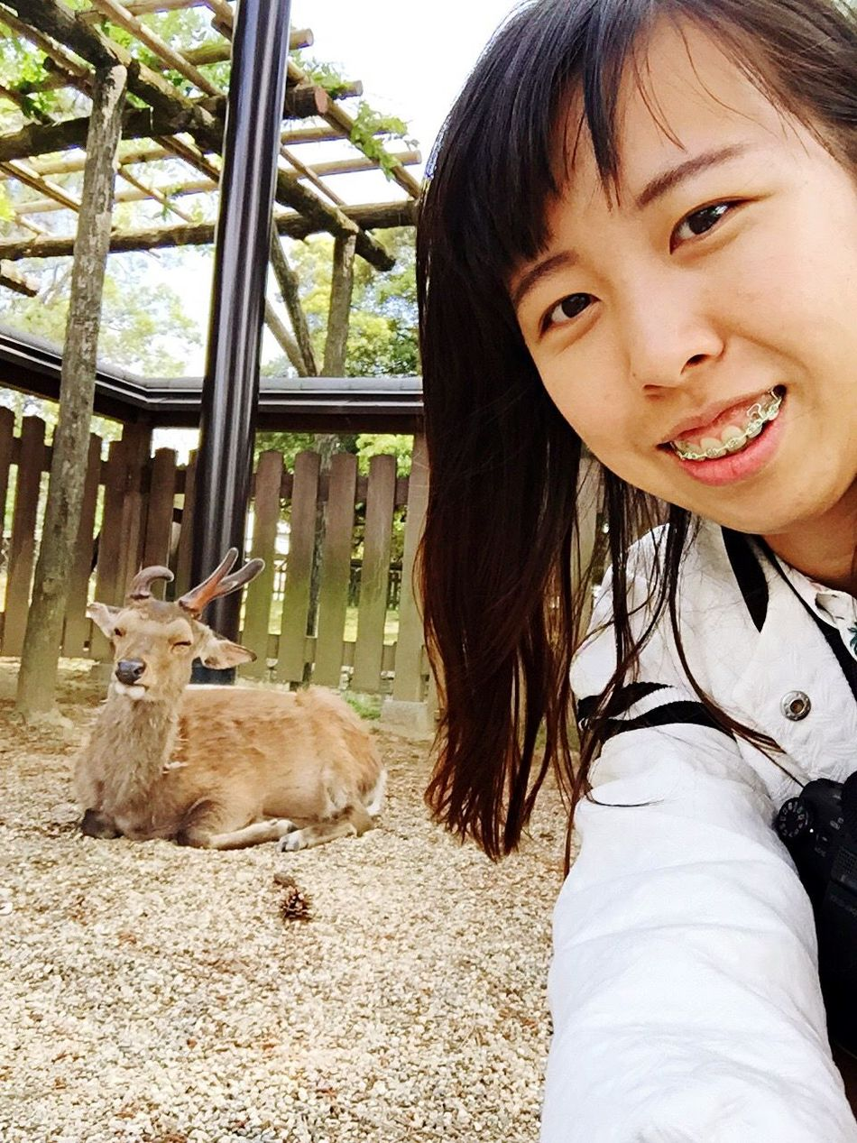 A good time in Nara