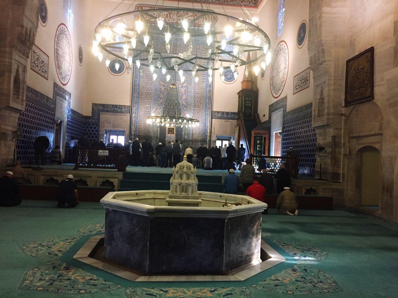 A mosque in Bursa First Eyeem Photo