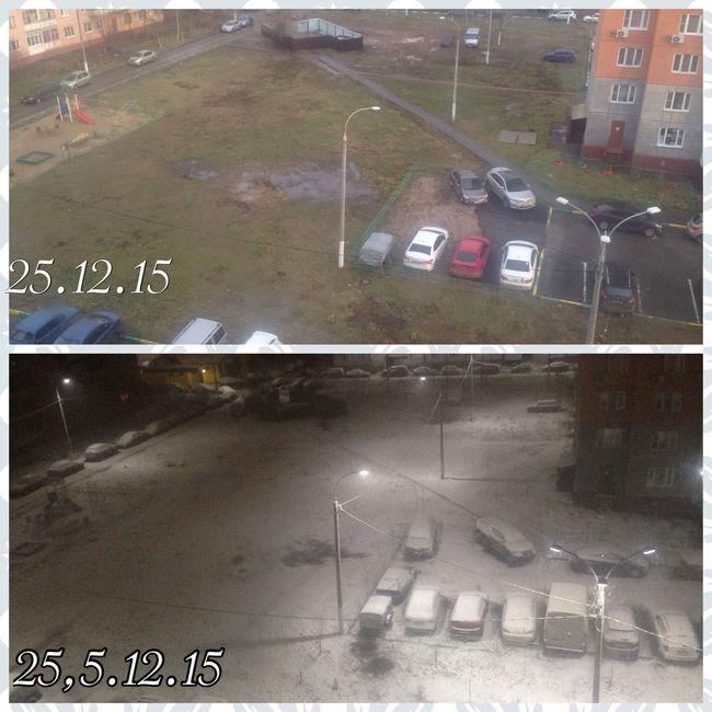Such A Bad Winter December 2015