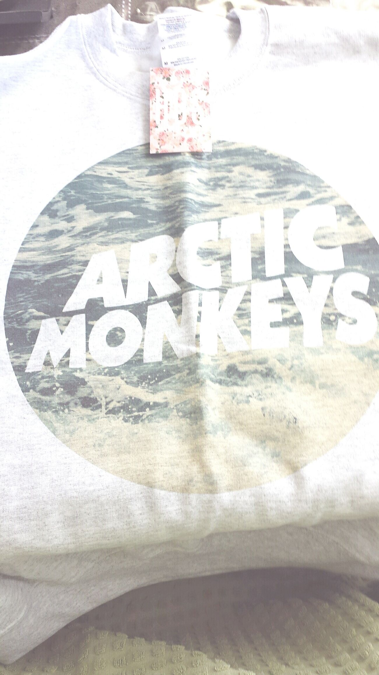 Favourite sweater ? Fashion Arctic Monkeys Band Merch
