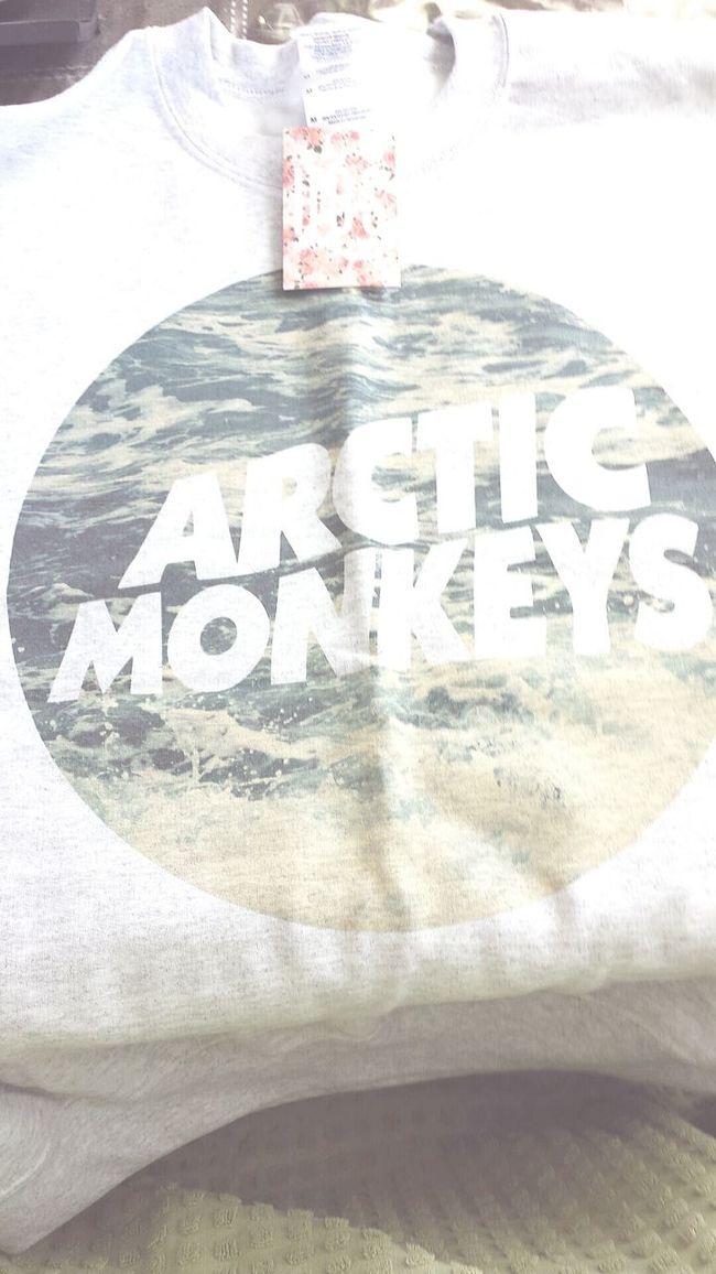 Favourite sweater ? Fashion Arctic Monkeys Band Merch