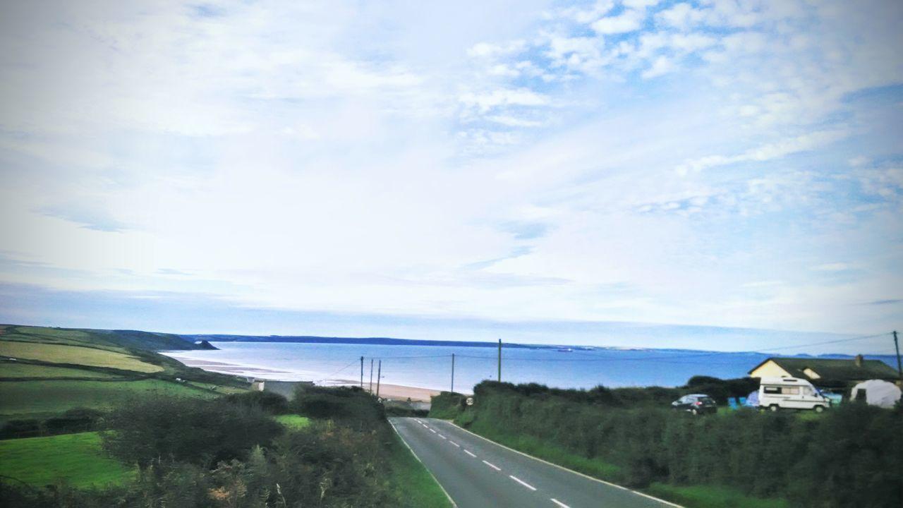 Pembrokeshire Coast Road Road To Sea The Way Forward Wales