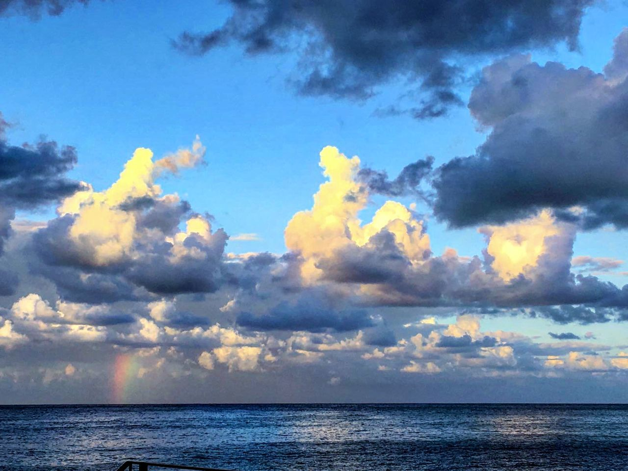 sea, sky, horizon over water, scenics, beauty in nature, cloud - sky, nature, tranquil scene, water, tranquility, beach, no people, outdoors, day