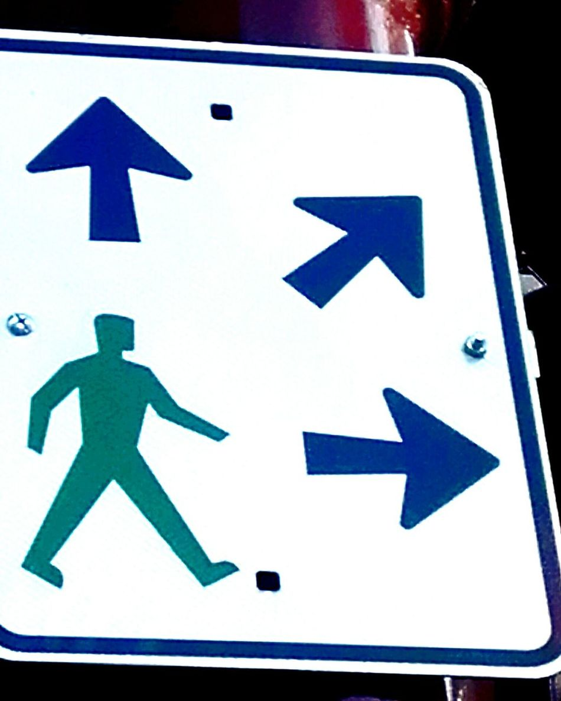 Arrows Pedestrian Crossing Green Man Arrow Sign Signs And Symbols Signs Sign PedestrianXing Which Way? Pedestrian Crossing Signs Which Way To Go? Directional Signs Directional Arrows This Way, Or That Way? Signporn Signs_collection Pedestrian Signs Signs, Signs, & More Signs Signs & More Signs Signstalkers Which Direction? Stickman SignsSignsAndMoreSigns OneWay? Human Representation