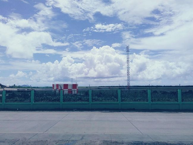 Outdoors Sky Blue Sundayscenes Chuuk Afterchurchflow Nature On Your Doorstep Cloud - Sky Hi!