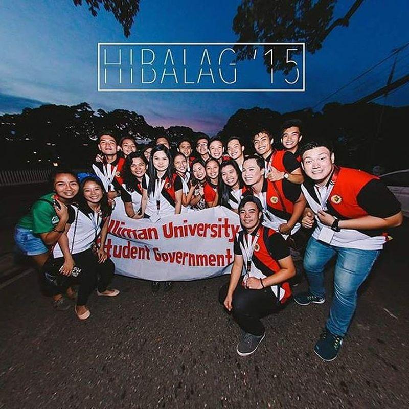 Spot me 😂 HBF2015 SUSGExeCom1516 ParadeofLights2015 © Leandro Credo