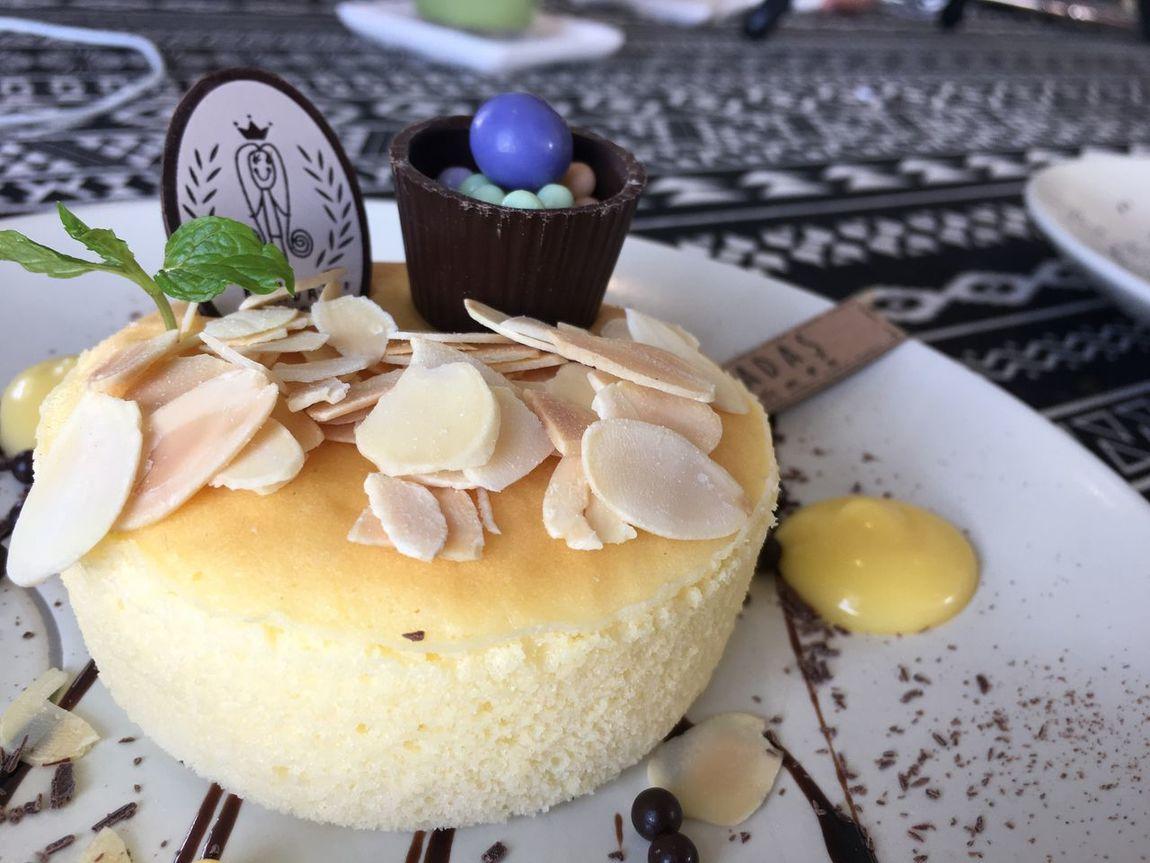 Cheesecake Almond Slice Dessert Sweet Teatime Bakery Addicted Bakery Lover Nofilter Noedit EyeEm Best Shots EyeEm Gallery